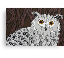 Watching You Canvas Print