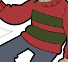Tiny Freddy Sticker