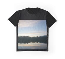 Pequot Lakes Sunset Graphic T-Shirt