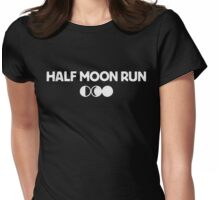 half moon run  Womens Fitted T-Shirt