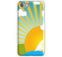 Funky Summer iPhone Case/Skin