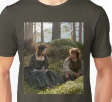 Outlander - Jamie & Claire - Marriage Contract Unisex T-Shirt