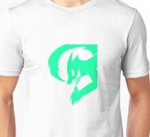 Fox - Silhouette Creatures series Unisex T-Shirt