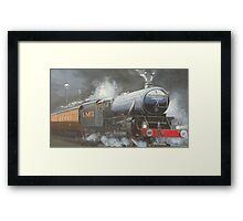 Harry Potter's Night Train ?? Framed Print