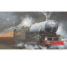 Harry Potter's Night Train ?? Photographic Print