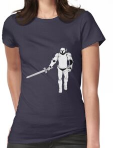 Animated Armour Womens Fitted T-Shirt
