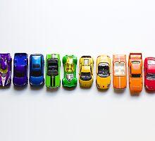 Cars by Cal Gordon
