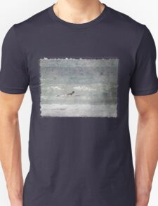 Waiting for Waves Unisex T-Shirt