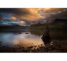 Fallen Leaf Lake  Photographic Print
