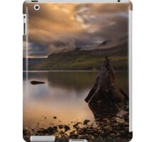 Fallen Leaf Lake  iPad Case/Skin