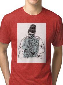 Raashan Roland Kirk Tri-blend T-Shirt