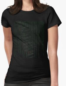 Linux kernel code Womens Fitted T-Shirt