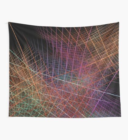 Life color Wall Tapestry