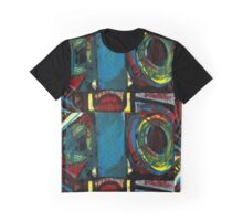 Abstract Face, 2016 Graphic T-Shirt