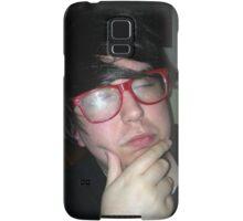 Jimmy thinking Samsung Galaxy Case/Skin