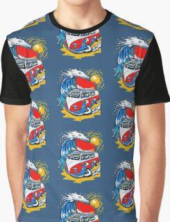 Surfs Up. Graphic T-Shirt