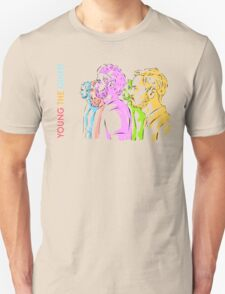 Young the Giant Band Doodle Unisex T-Shirt
