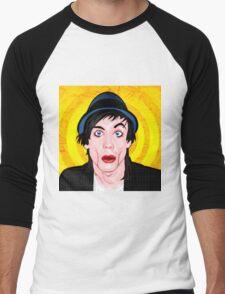 Iggy Pop Men's Baseball ¾ T-Shirt