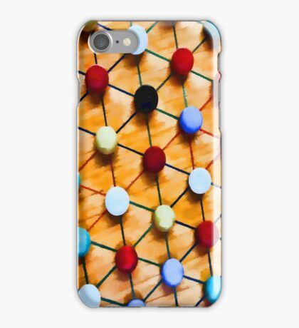 Chinese Checkers iPhone Case/Skin