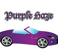 Purple Haze by Coelina