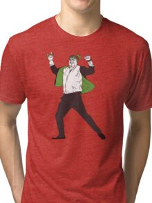 Big Sam –Dancer Tri-blend T-Shirt