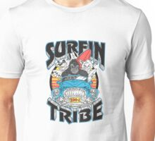 Surfin' Tribe. Unisex T-Shirt