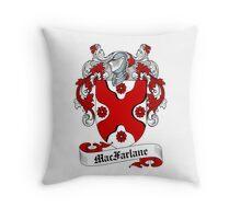 MacFarlane  Throw Pillow