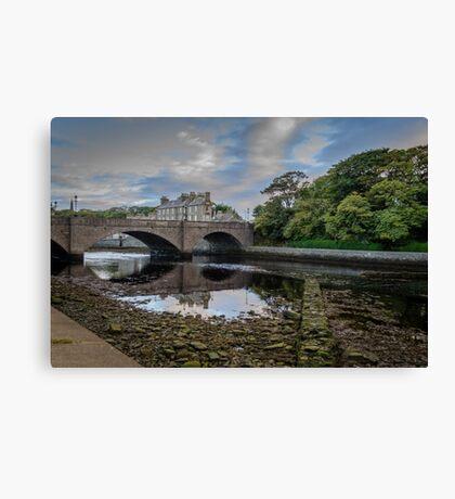 Wick,Scotland Canvas Print