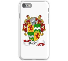 MacDuff iPhone Case/Skin