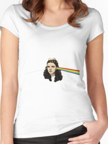 Pink Floyd Dorothy Women's Fitted Scoop T-Shirt