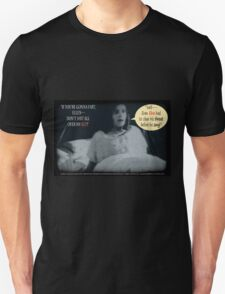 "'Ellen Hutter', FROM THE FILM "" Nosferatu vs. Father Pipecock & Sister Funk (2014)"" Unisex T-Shirt"