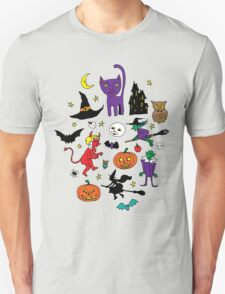 Retro Halloween Unisex T-Shirt