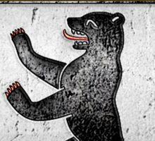 Berlin Wappen Sticker