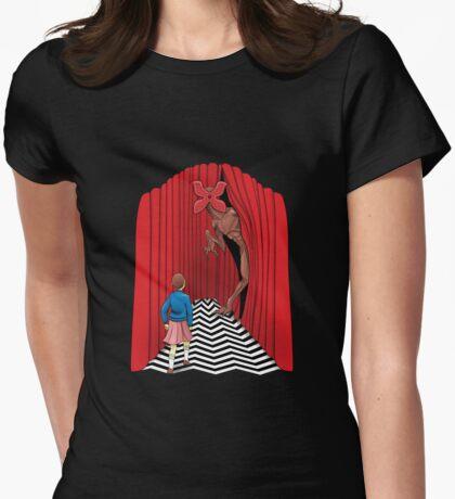 Doppelgänger Womens Fitted T-Shirt