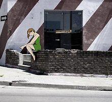 Smoking Girl by TheKingLobotomy