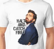 Joe MacMillan (Halt and Catch Fire) Unisex T-Shirt