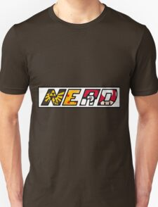NERD travel mug Unisex T-Shirt