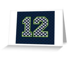 12 Greeting Card