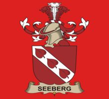 Seeberg Coat of Arms (Austrian) Kids Clothes