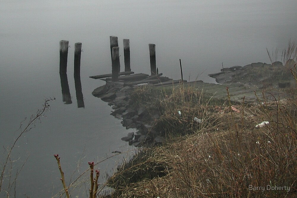 Dock by Barry Doherty