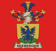 Seeberger Coat of Arms (Austrian) Kids Clothes
