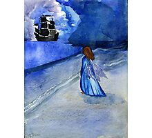 Fairy of the Flying Dutchman Photographic Print