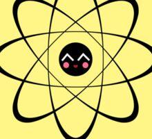 Think like a proton - YELLOW Sticker