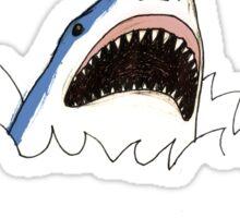 Shark Sticker