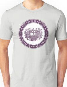 NCE logo purple Unisex T-Shirt