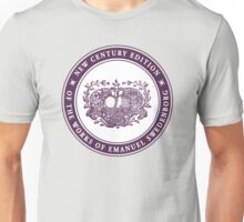 NCE logo purple Unisex T-Shirt