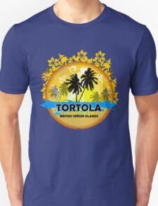 Happy Time In Tortola T-Shirt