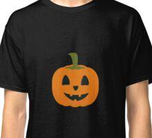 Classic Halloween pumpkin Classic T-Shirt