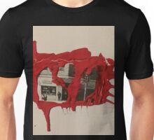 Blood spilled Unisex T-Shirt
