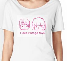 I love vintage toys Women's Relaxed Fit T-Shirt